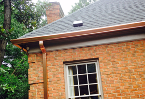 Gutter Installation In Charlotte Nc Gp Gutters Inc